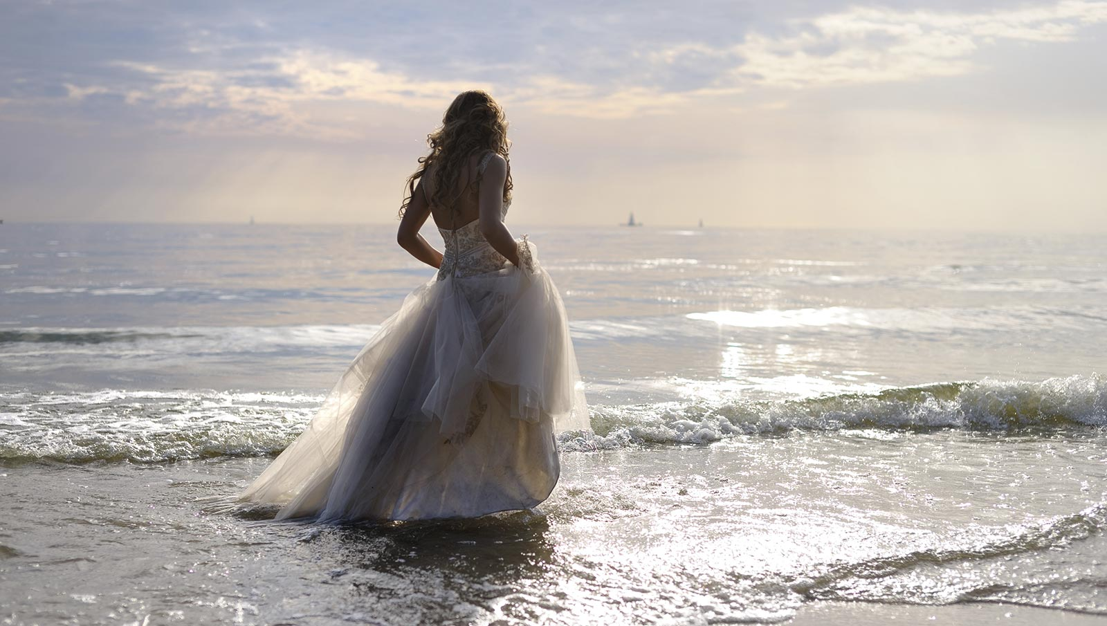Your wedding overlooking the sea