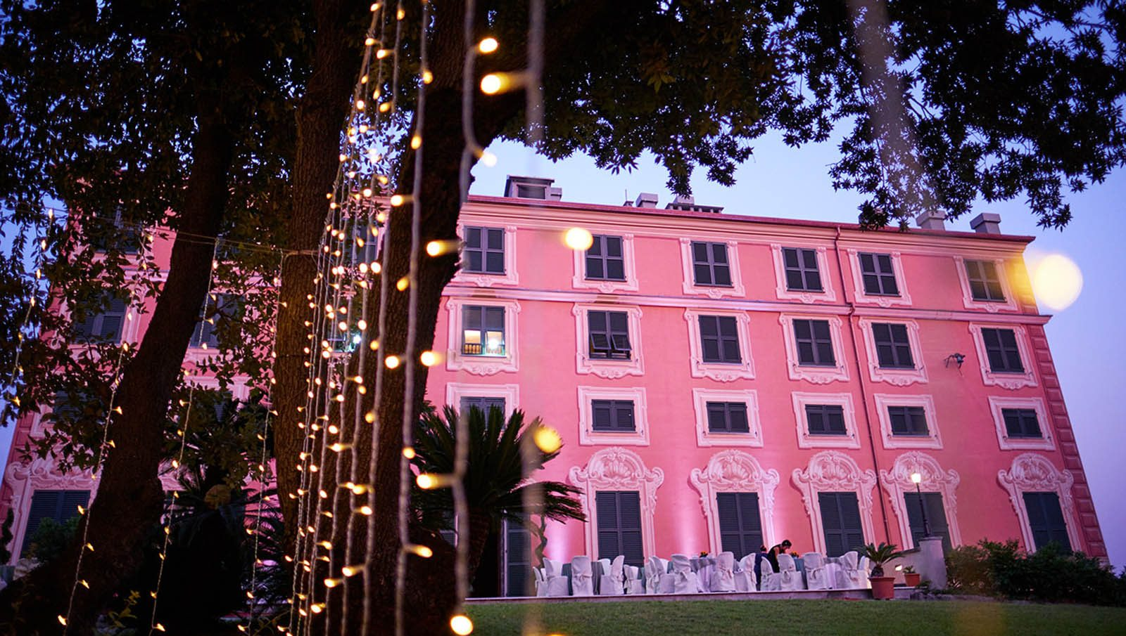 la spagnula gavotti - giardino di sera