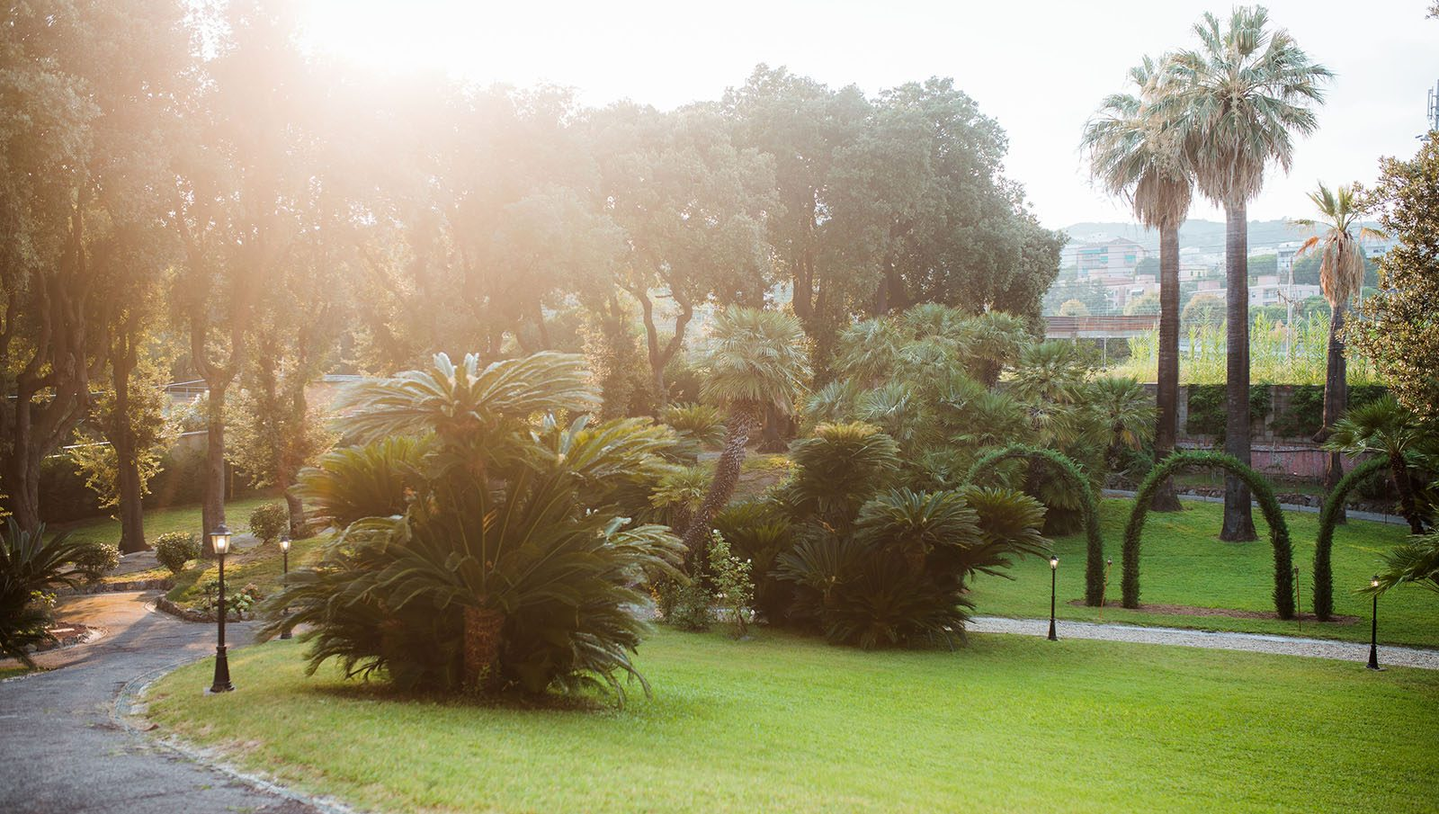 la spagnula gavotti - il giardino