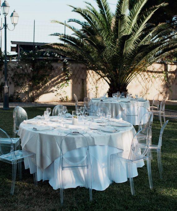 Reception aziendale al Giardino a Mare